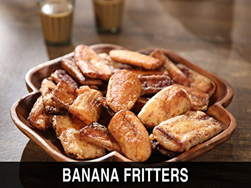 Clip: Banana Fritters - Easy To Make Snack Recipe