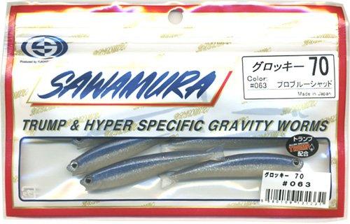 "Sawamura Glokky 2,5/"""
