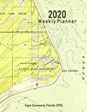 2020 Weekly Planner: Cape Canaveral, Florida