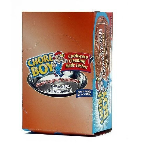 Chore Boy Copper Scouring Pad Pack of 36