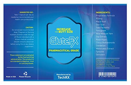 GluteFX l Butt Enhancement Pills - Get the curves you want