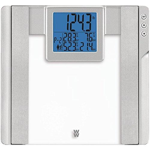 Weight Watchers WW721 Glass Body Analysis Scale