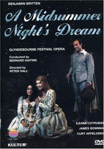 DVD : Ryland Davies - Midsummer Night's Dream (DVD)