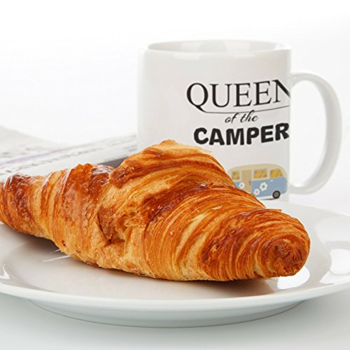 Queen-of-the-Camper-Mug-Happy-Woman-Camping-Gift-For-Hiking-Girl-Glamper-Who-Loves-Glamping-or-Tent-Tribal-Hiker-Mom-and-Summer-Road-Trip-Lover-Glamp-Retro-RV-Trailer-for-Camp-Life-Style