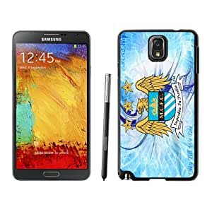 Unique DIY Designed Case For Samsung Galaxy Note 3 N900A N900V N900P N900T With Soccer Club Manchester City 04 Football Logo Cell Phone Case