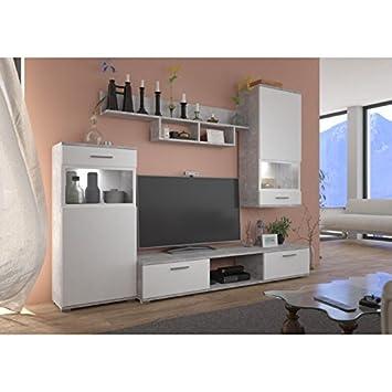 Home Direct Bruno, Modernes Wohnzimmer, Wohnwände, Wohnschränke ...