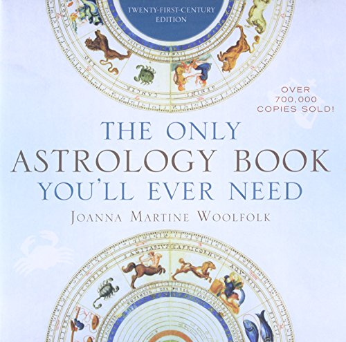 The Only Astrology Book You'll Ever Need Paperback – November 13, 2012