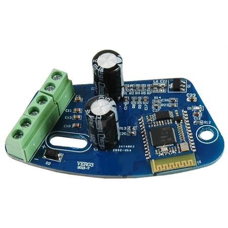 MCM Custom Audio 50-16620 30 WATT Amplifier Board with Bluetooth Receiver