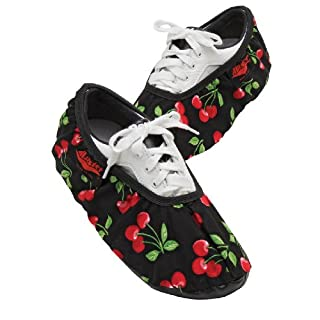 Master Industries Women's Bowling Shoe Cover, Cherries, Large