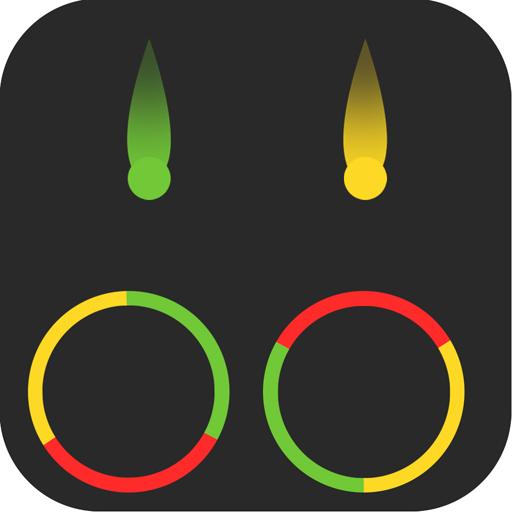 Dual Arrow (Dual Mad Finger - Free Fun Addictive Game)