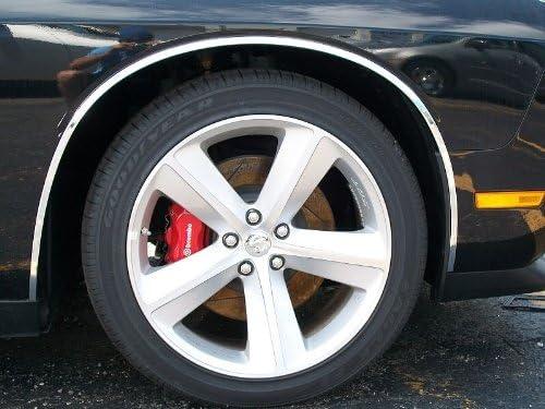312 Motoring fits 2007-2011 BMW E92 E93 335I 335 I Carbon Fiber Wheel Well//Fender Trim MOLDINGS 2008 2009 2010 07 08 09 10 11 XDRIVE X-Drive