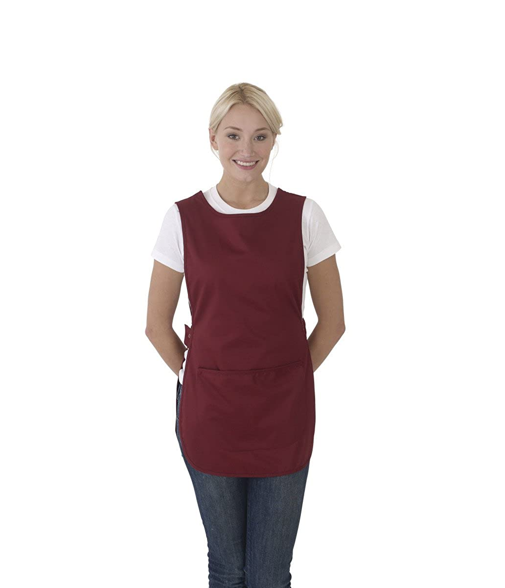 Dennys Hospitality Uniform Tabard Restaurant Sleeveless Catering Workwear Aprons