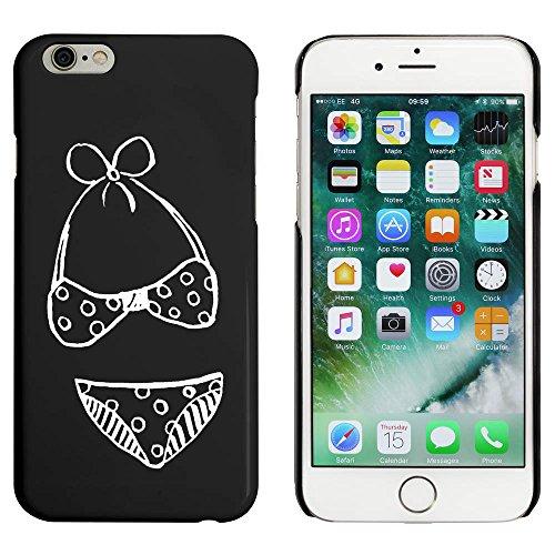 Noir 'Bikini à Pois' étui / housse pour iPhone 6 & 6s (MC00034901)