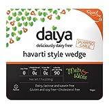 Daiya Jalapeno Garlic Havarti Style Cheese Wedge, 7.1 Ounce -- 8 per case.