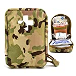 Yuan Ou Trousse de Secours Pet First Aid Kit Survival Kit Military Dog Emergency Set Bag Medicine Organizer 10