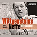 Wittgensteins Neffe. Eine Freundschaft Audiobook by Thomas Bernhard Narrated by Thomas Holtzmann