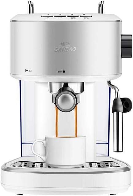 QIDI Cafetera Filtro Movible Maquina De Cafe Termostático Anti ...