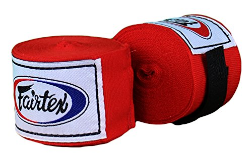Fairtex Handwraps - Red by Fairtex