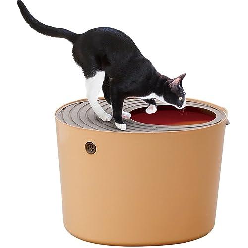 アイリスオーヤマ 上から猫トイレ