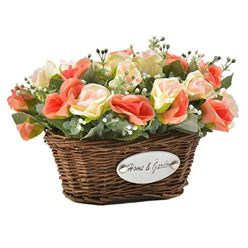 Unique silk flowers arrangements for table amazon mightylinksfo