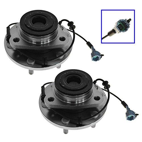 nissan titan wheels bearing rear - 7