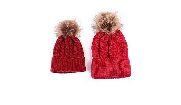CANIS - Sombrero - para niña Rojo Medium: Amazon.es: Ropa y accesorios