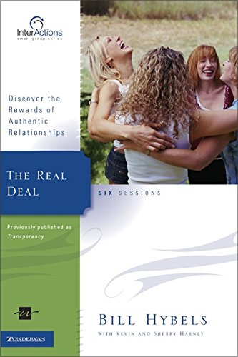 The Real Deal: Discover the Rewards of Authentic Relationships (Interactions)
