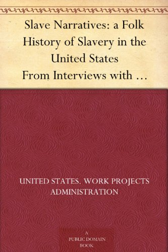 Search : Slave Narratives: a Folk History of Slavery in the United States From Interviews with Former Slaves Ohio Narratives