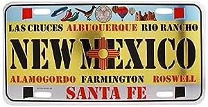 Dimension 9 Home Decorative Plate New Mexico