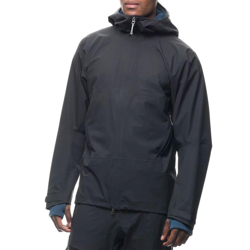 HOUDINI フーディニ メンズ BFFジャケット B07BF6L6N2 Medium|トゥルーブラック トゥルーブラック Medium