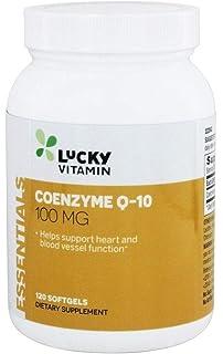 LuckyVitamin - Coenzima Q-10 100 mg. - 120Cápsulas blandas
