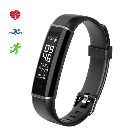 WANGOFUN Fitness Watch, Bluetooth Smartwatch para teléfonos ...