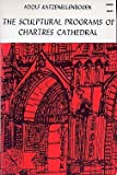 Front cover for the book Sculptural Programs of Chartres Cathedral by Adolf Katzenellenbogen
