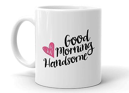 buy good morning design coffee mug quotes coffee mugs