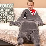 Fin Fun Thrasher Shark Climb-in Blanket by Wild