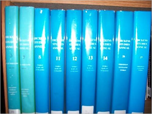 Dickens Studies Annual: Essays on Victorian Fiction, Vol. 11