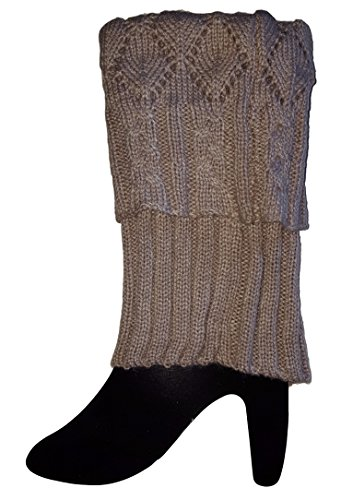 Sweater Short Warmers Socks Topper