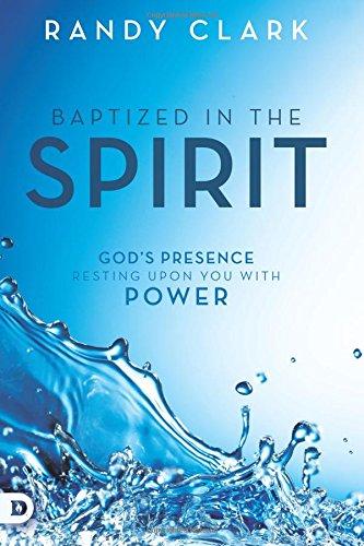 Baptized Spirit Presence Resting Power