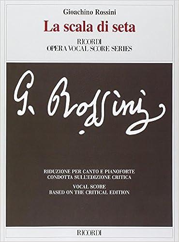 Téléchargez des livres complets gratuitement en ligne La Scala Di Seta PDF 004134555X