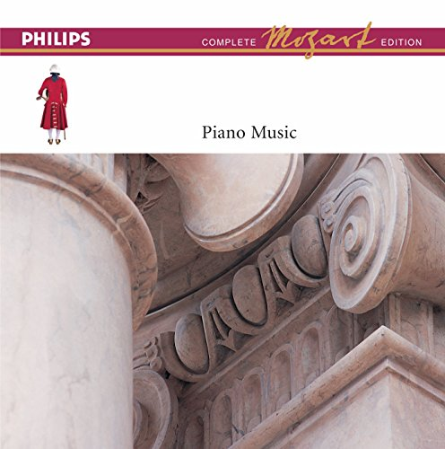 Complete Piano Music (Piano Music: Complete Mozart Edition 9 )