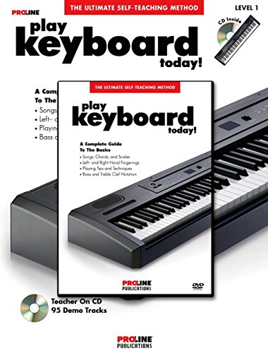 (Proline Play Keyboard Today! (Book/DVD Pack))