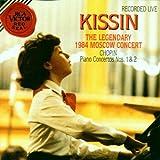 Music : Chopin: Piano Concertos Nos. 1 & 2 - The Legendary 1984 Moscow Concert
