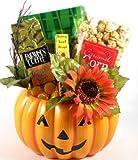 The Perfect Pumpkin Planter Halloween Gift Basket