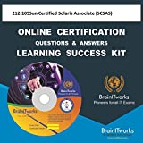 212-105Sun Certified Solaris Associate (SCSAS) Online Certification Video Learning Made Easy