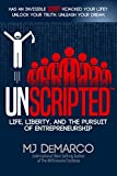 img - for UNSCRIPTED: Life, Liberty, and the Pursuit of Entrepreneurship book / textbook / text book