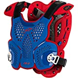 Alpinestars A-1 LE Nations Men's Roost Guard Off-Road Body Armor - Blue/Red / X-Large/2X-Large