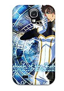 New Arrival Premium S4 Case Cover For Galaxy (code Geass)
