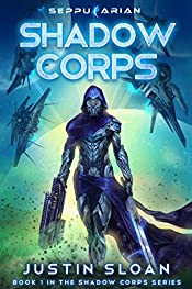 Shadow Corps: A Superheroes in Space Fantasy