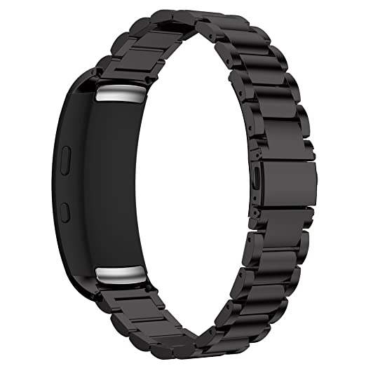 2 opinioni per Gear Fit2 Band- Cinturino milanese di sostituzione per Samsung Gear Fit 2