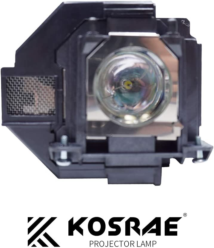 KOSRAE for ELPLP96 / V13H010L96 Projector Lamp Bulb for Epson VS250 VS350 VS355 / EX3260 EX5260 / Home Cinema 2150 1060 660 2100 760 760HD Replacement(Economical): Home Audio & Theater